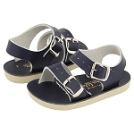Sun San Saltwater Sea Wee Sandals in Navy
