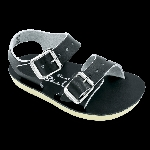 Sun San Salt Water Sea Wee Sandals in Black
