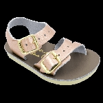 Sun San Salt Water Sea Wee Sandals in Rose Gold
