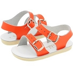 Sun San Salt Water Sea Wee Sandals in Orange