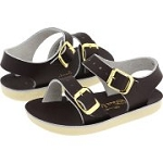 Sun San Salt Water Sea Wee Sandals in Brown