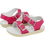 Sun San Salt Water Sea Wee Sandals in Fuchsia