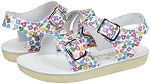 Sun San Salt Water Sea Wee Sandals in Floral