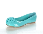 Jelly Beans Turquoise Ballet Flat