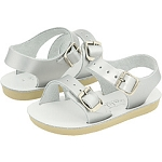 Sun San Salt Water Sea Wee Sandals in Silver