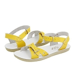 Sun San Salt Water Sweetheart Sandals in Yellow