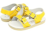 Sun San Salt Water Sea Wee Sandals in Yellow