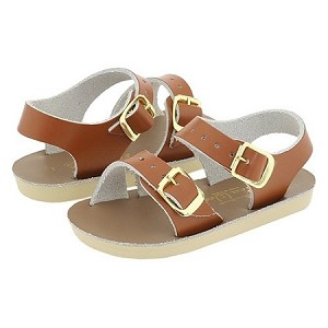 Sun San Salt Water Sea Wee Sandals in Tan